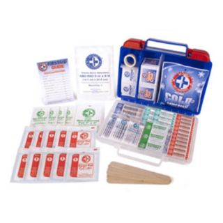 Home School Dorm Office Car Auto Travel Camping First Aid Medical Emergency Kit