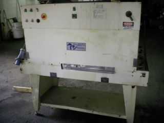 Great Lakes Corporation Heat Shrink Tunnel Wrapping Machine Food Processing