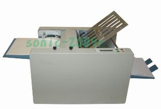 New Commercial Grade Automatic Paper Folder Folding Machine
