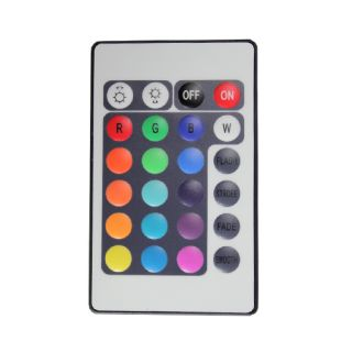 IR Controller for RGB LED Strips Tape Ribbon 1 Free Remote