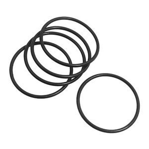 36mm x 1 8mm Mechanical Rubber O Ring Oil Seal Gaskets 5 Pcs for Makita HM0810