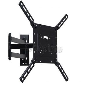 Full Motion Articulating TV Wall Mount Samsung LG Vizio 26 55 Plasma LCD LED MZ2