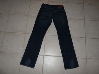 Lucky Brand Men's 361 Vintage Straight Leg Jeans Size 30 x 31 5 Low Rise Blue