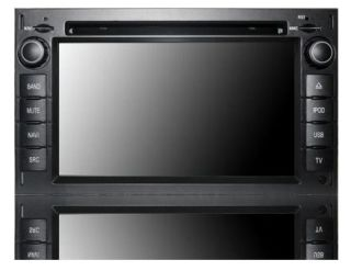 In Dash Double DIN GPS Navigation Radio for 98 02 Mercedes Benz CLK Dynavin D99