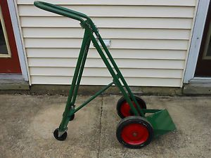 Gas Cylinder Transport Hand Cart Hand Truck for Medical or Gas Welding Tank