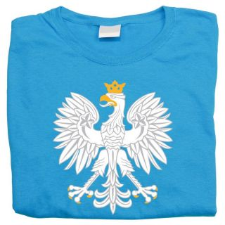 Polish Poland White Eagle T Shirt Sweatshirt Tote Bag Mens Womens Toddlers