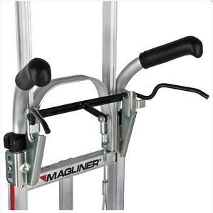 Magliner Hand Truck Brake Kit for Aluminum Hand Trucks with Dual Grip Handles
