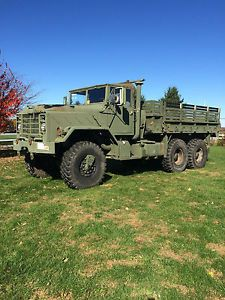 1991 bmy M923A2 5 Ton Cargo Truck Title in Hand M923 M939 Series
