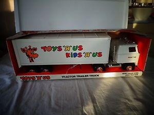 Ertl International Tractor Trailer Truck Toys R US Kids R US Semi Traler