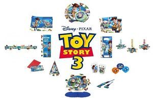 Disney Toy Story 3 All Party Supplies Under This Listing Cheap