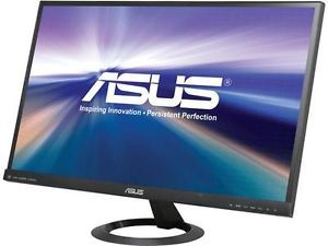 "Asus VX279Q Black 27"" 5ms GTG HDMI Widescreen LED Backlight LCD Monitor AH IPS"