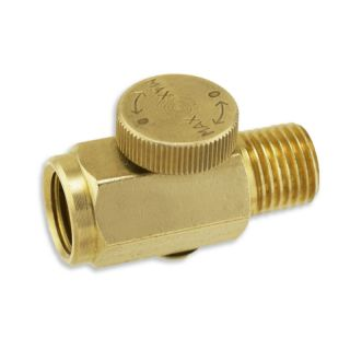 Solid Brass Air Regulator Ball Valve for Air Tools