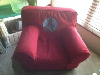 Pottery Barn Kids Anywhere Chair Cover Only Regular Size Amazing Spiderman