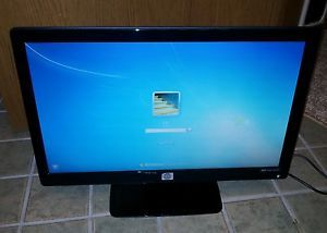 "HP Debranded TSS 23x11 23"" 5ms HDMI Widescreen LED LCD Monitor Black"