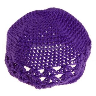 Baby Toddler Kid Knit Crochet Hat Beanie Handmade Cap