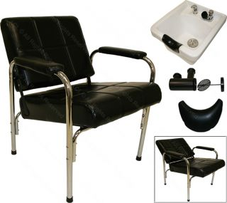 Reclining Beauty Salon Chairs