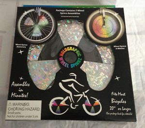 Spinners for Bike Wheels Spinrz Kids Bicycle Accessories Kids Toys Boys Girls