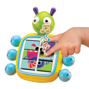 Tomy 71511 Play to Learn Puzzle Bug Baby Kids Toy Brand New