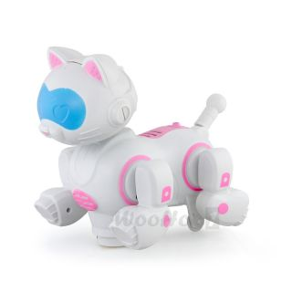 Robotic Robot Electronic Walking Pet Dog Puppy Kids Children Toy Gift
