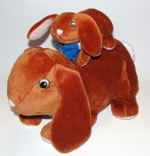 Mama Rabbit Baby Bunny Kohl's Cares for Kids Animal Plush Toy Stuffed Animal