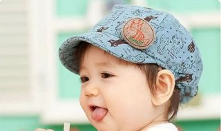 Children Child Kids Boys Girls Baby Spring Summer Sun Helmet Cap Hats