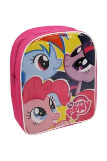 My Little Pony Girls Kids Childrens Schoolbag Rucksack Bookbag Backpack Bag