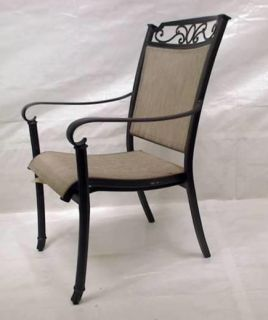 Hampton Bay Santa Maria Patio Chairs 4 Chairs Only