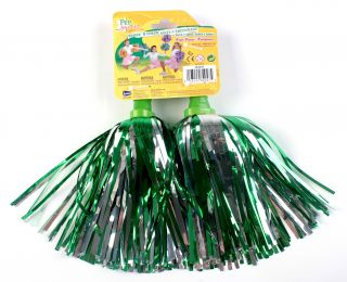 Kids Metallic Cheerleader Pom Pom Toy Wholesale 24pcs $4 43 per Unit