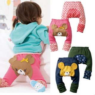 1 PC Cute Toddler Boys Girls Kids Pants Baby Warmer Tights Leggings Trousers