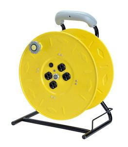 Heavy Duty Extension Cord Storage Reel
