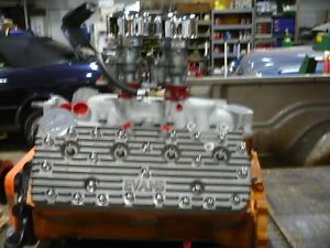 Ford Flathead Engine Hot Rod Rebuilt High Performance