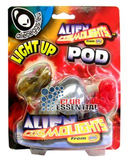 Alien Cosmolights Pod Egg with Alien Babies from HGL