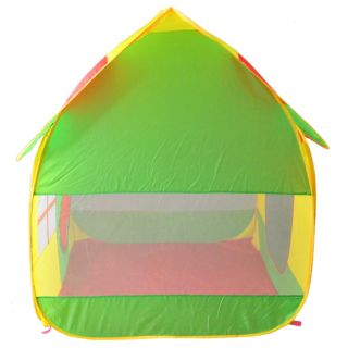 Lovely Outdoor Playing Tent Eco Friendly Colorful House Baby Kids Fun Gift ES9P
