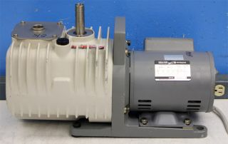 Hitachi VR16F3 Cutevac Direct Drive Rotary Vacuum Pump