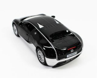 1 32 Model Bugatti Veyron Car Pattern Diecast Sound Light Q202A