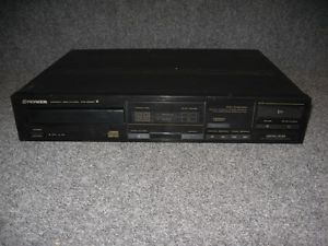 Pioneer Model PD 4050 Home Audio Digital Filter Stereo Compact Disc CD Player