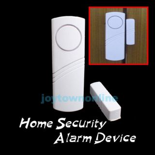 Door Window Burglar Alarm System Home Safety Security Device New Wireless Longer