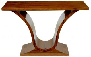 Art Deco Oggee Console Table Hall Tables Furniture