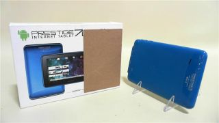 Visual Land Prestige 7L Internet Tablet Blue 8GB Android WiFi Touchscreen 2A69 2