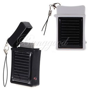 Emergency Solar Power External Battery Charger for iPhone 4 4S 3GS 3G iPod Touch