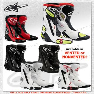 Alpinestars SMX Plus High Performance Riding Race Boot