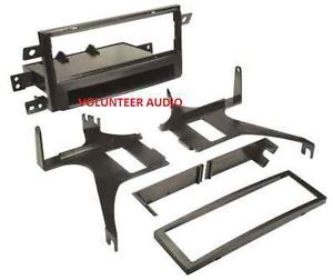 2004 2006 Scion TC XA XB Single DIN Radio Installation Dash Kit