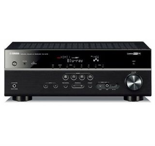 Yamaha RX V475BL Open Box 5 1 Channel Home Theater Receiver