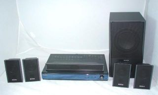Sony HT SS2300 5 1 Channel Home Theater System Nice