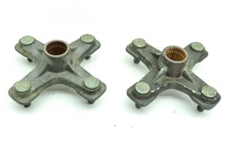 03 Yamaha Raptor 660 Rear Wheel Hubs