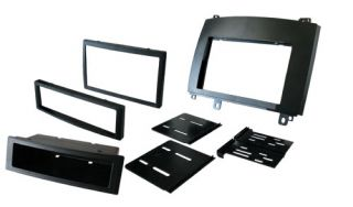 Double DIN Radio Stereo Install Mount Dash Kit Pocket