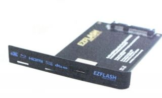 New Ezflash SATA H Speed Built in HDD Expander for Sony PlayStation 3 PS3 Slim