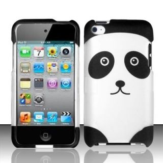 Cute Panda Apple iPod Touch 4th Generation Hard Case Cover