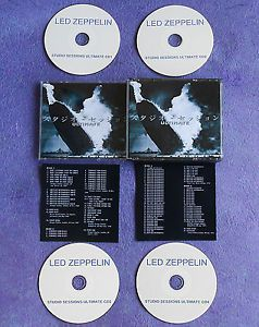 LED Zeppelin 4 CD Set