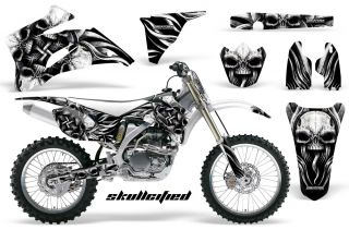 Yamaha YZ250F YZ450F 06 09 Graphics Kit Decals SFSW NP